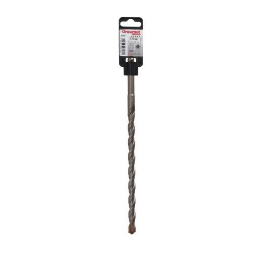 Wiertło do betonu SDS plus, dwuostrzowe, 12 x 260 mm Draumet Premium 8580-4