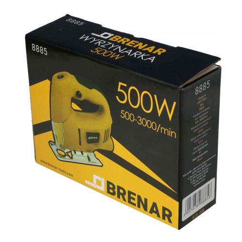 Wyrzynarka do drewna 500 W Brenar 8885-8