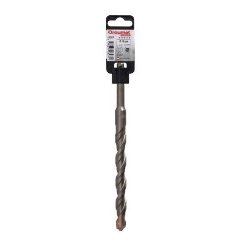 Wiertło do betonu SDS plus, dwuostrzowe, 16 x 210 mm Draumet Premium 8587-4