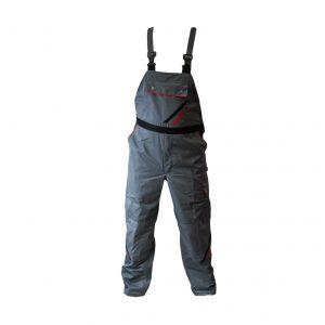 Spodnie typ szwedzki popielato-czarny - PROTECT2U 5115