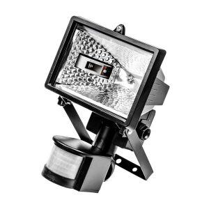 Lampa halogenowa z czujnikiem 150 W - FASTER TOOLS 4510