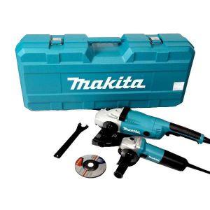 Zestaw szlifierek COMBO (GA9020+9558HNR) - MAKITA DK0053 DK0053