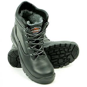 Buty robocze ocieplane r. 45 - PROTECT2U 6584