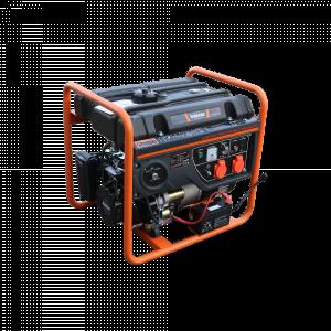 Agregat prądotwórczy 3,5 kW AVR benzynowy - TRESNAR 7129