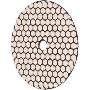 Dysk diamentowy szlifierski do gresu na rzep 125 mm gr. 1500 Faster Tools 7157