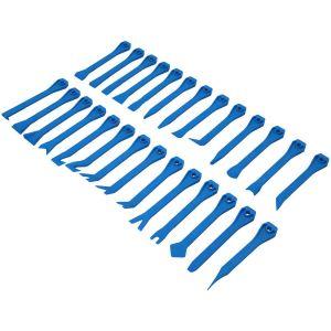 Zestaw ściągaczy do tapicerki 27-częściowy - DRAUMET 8043