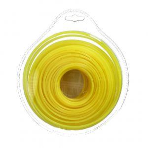 Żyłka do podkaszarki okrągła 3,0 mm x 50 m Forester 6399-3