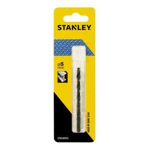 Wiertło do metalu HSS-R 5mm - STANLEY STA50055-QZ STA50055-QZ