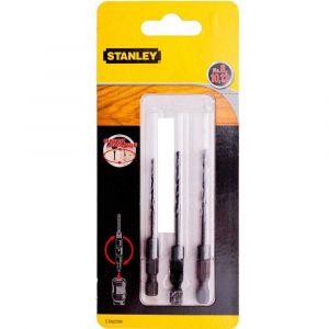 Wiertło z pogłębiaczem nr 8,10,12 kpl. - STANLEY FATMAX STA62509-XJ STA62509-XJ