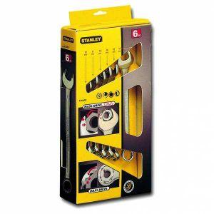 Zestaw kluczy płasko - oczkowych MAXI-DRIVE PLUS - STANLEY 87-053-4