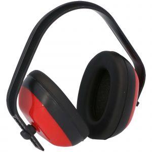Słuchawki wygłuszające ochronne 20 dB czerwone PROTECT2U 6785