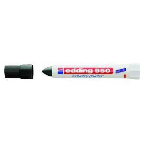 Marker przemysłowy farba w paście 10mm CZARNY LYRA 950/001/C ED 950-001-C-ED