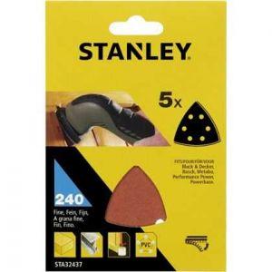 Papier ścierny do szlifierki 5x240  - STANLEY STA32437-XJ STA32437-XJ