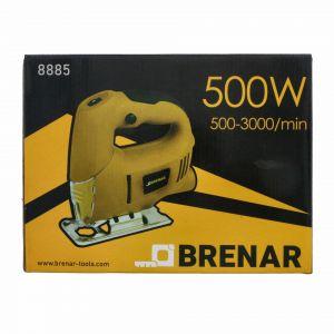 Wyrzynarka do drewna 500 W Brenar 8885-9