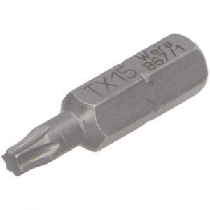 Końcówka TORX 15 x 25 mm - WERA 05066486001