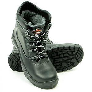 Buty robocze ocieplane r. 44 - PROTECT2U 6583