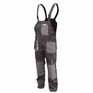 Spodnie robocze ogrodniczki męskie rozm. S PROTECT2U 8341