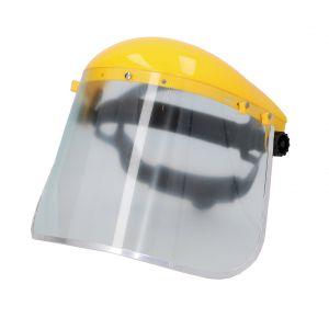 Przyłbica ochronna budowlana PROTECT2U PVC 6783