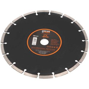 Tarcza segmentowa 230 mm - FASTERTOOLS 676