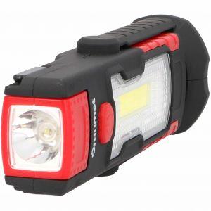 Latarka LED z magnesem, 200 lumenów 8735