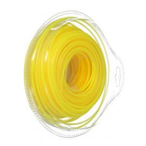 Żyłka do podkaszarki okrągła 2,6 mm x 50 m Forester 6396