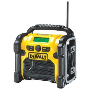 Radio budowlane DAB+ / FM XR LI-ION - DeWALT DCR020-QW DCR020-QW