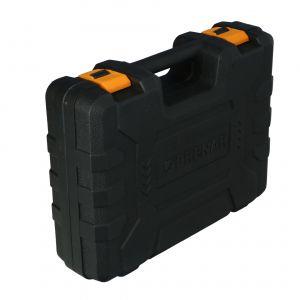 Wiertarko-wkrętarka akumulatorowa 18 V, 2 x 2 Ah Brenar 8886-8