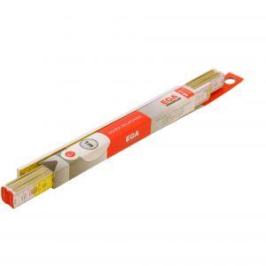 Miara składana PREMIUM biało - żółta - FASTER TOOLS 4199