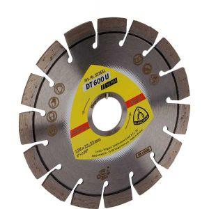Tarcza diamentowa DT 600 U 125mm segmentowa - KLINGSPOR 322631 322631