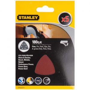 Papier ścierny do szlifierki Delta 5x180g - STANLEY FATMAX STA32377-XJ STA32377-XJ