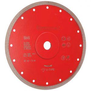 Tarcza diamentowa  X-Type 230mm 1,8mm - DRAUMET 5945