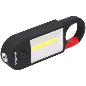Latarka LED z magnesem i zaczepem 200 lm Draumet 8736