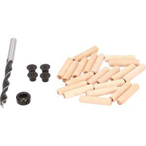 Kołki ustalające kpl.20x8mm - STANLEY FATMAX STA66401-QZ STA66401-QZ