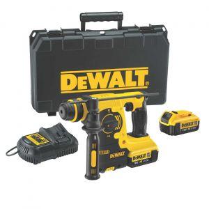 Młotowiertarka AKU 18V 2AKU 4,0Ah + kufer DeWALT DCH253M2-QW DCH253M2-QW