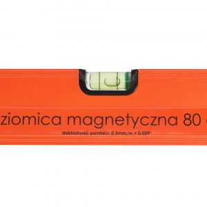 Poziomica z magnesem aluminiowa 80 cm Faster Tools 369-3