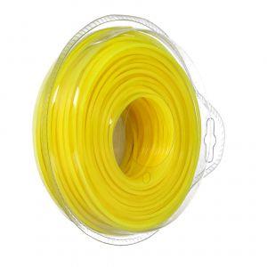 Żyłka do podkaszarki okrągła 2,4 mm x 50 m Forester 6393