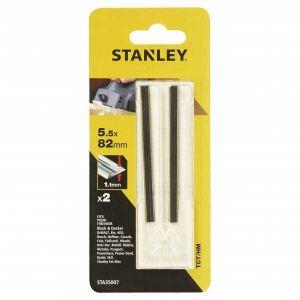 Nóż z węglikiem do struga 5,5 x 82 x 1,1mm - STANLEY FATMAX STA35007-XJ STA35007-XJ