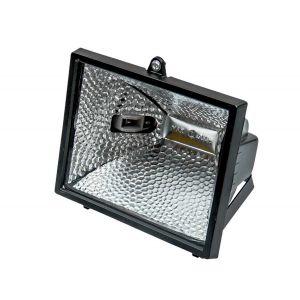 Lampa halogenowa czarna 500 W - FASTER TOOLS 1829