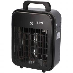 Nagrzewnica elektryczna warsztatowa z termostatem 3 kW Tresnar 7119