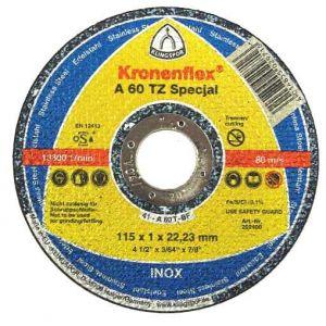Tarcza INOX 115x1 SPECIAL - KLINGSPOR 231890 231890
